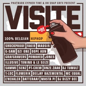 Phatmark Cypher Time: Visite Vol. 1